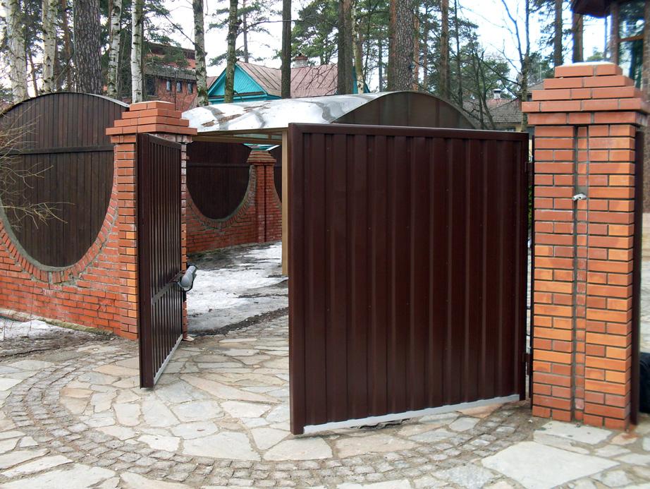 Привод для распашных ворот недорого в Егорьевске
