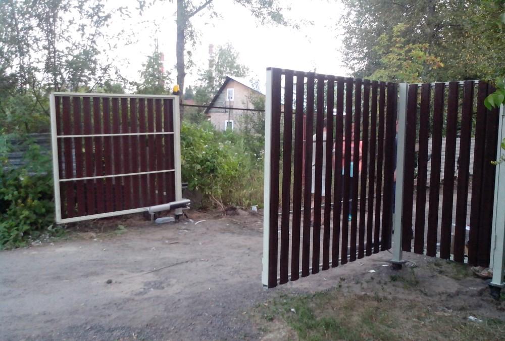 Автоматика для распашных ворот ati 5000